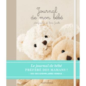 Le journal de mon b b broch collectif achat livre - Le journal des femmes cuisine mon livre ...
