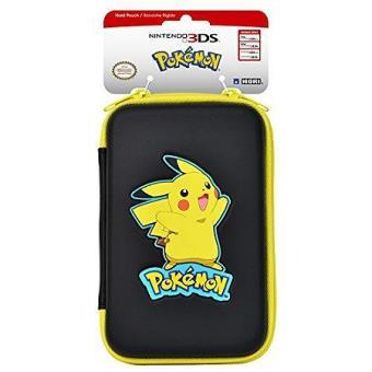 Sacoche rigide hori pikachu pour new 3ds xl accessoire for 3ds xl pikachu achat