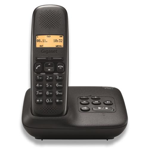 Téléphone fixe sans fil Gigaset A150 A Noir
