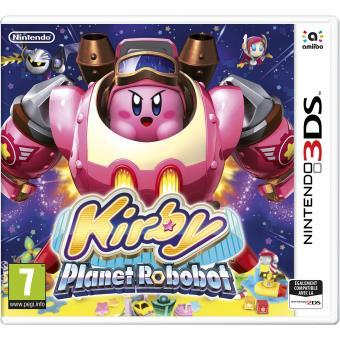 Planet Robobot 3DS sur Nintendo 3DS Jeux vidéo Achat & prix Fnac