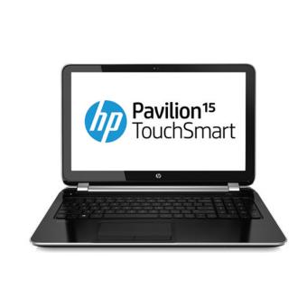 "Portable HP Pavilion TouchSmart 15-N053sf 15,6"" Tactile"
