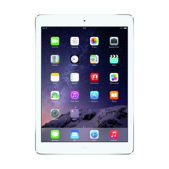 """Apple iPad Air 32 Go Wifi Argent 9,7"""" iOS 7 Tablette tactile Fnac"""