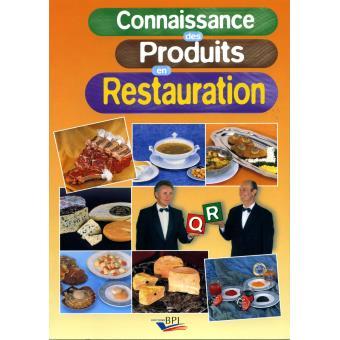Connaissance des produits en restauration