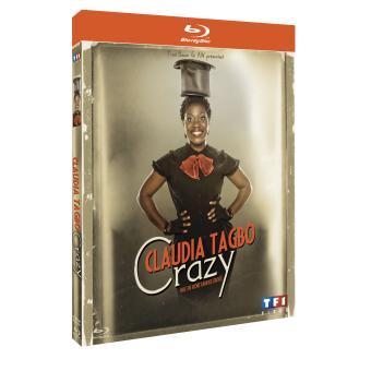 Claudia Tagbo : Crazy Blu Ray Blu Ray Claudia Tagbo Fnac.com