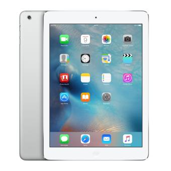 apple ipad air 16 go wifi argent 9 7 ios 8 md788 tablette tactile achat prix fnac. Black Bedroom Furniture Sets. Home Design Ideas