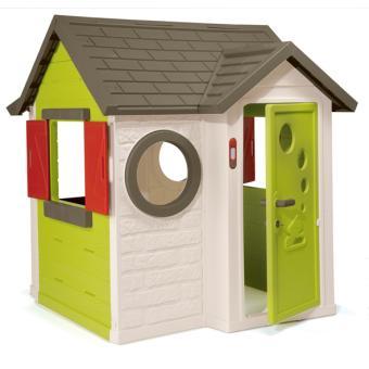 maison my house smoby maisons de jardin achat prix. Black Bedroom Furniture Sets. Home Design Ideas
