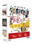 La Trilogie: L'auberge espagnole + Les poupées russes + Casse-tête chinois (Blu-Ray)
