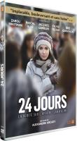 24 jours, la vérité sur l'affaire Ilan Halimi (DVD)