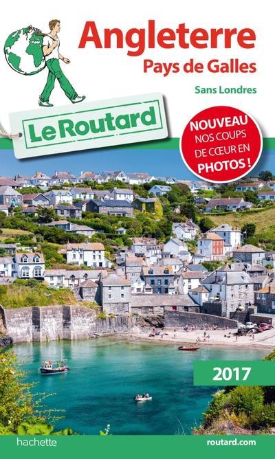 Image accompagnant le produit Guide du Routard Angleterre, Pays de Galles