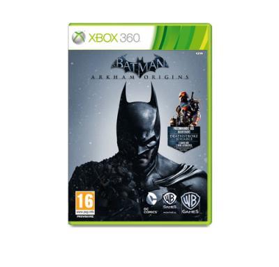 Batman Arkham Origins Xbox 360 - Xbox 360