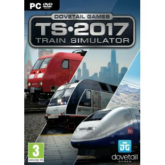 train simulator 2017 pc sur pc jeux vid o achat prix fnac. Black Bedroom Furniture Sets. Home Design Ideas