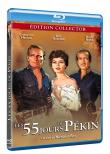 Les 55 jours de Pékin Blu-Ray