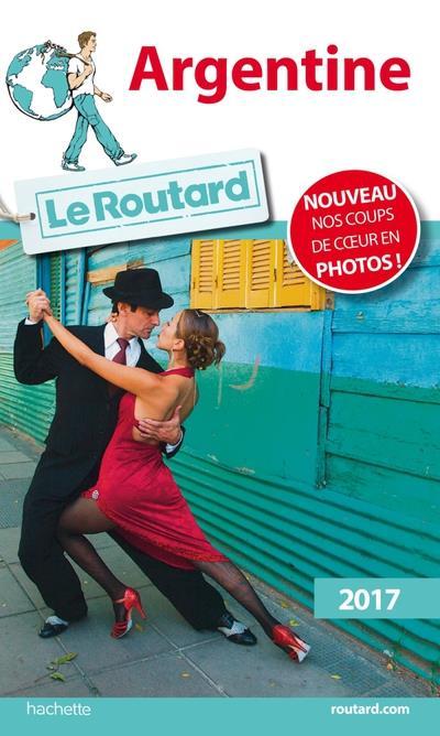 Image accompagnant le produit Guide du Routard Argentine