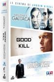 Cinéma de Andrew Nicoll: Bienvenue à Gattaca + Lord of War + Good Kill - Pack (DVD)
