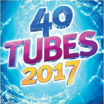 40 tubes 2017 cd album en coldplay david guetta tous les disques la fnac. Black Bedroom Furniture Sets. Home Design Ideas