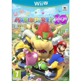 mario party 10 wii u sur nintendo wii u jeux vid o. Black Bedroom Furniture Sets. Home Design Ideas