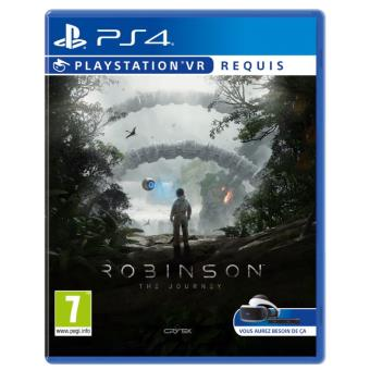 robinson the journey ps4 vr sur playstation 4 jeux vid o achat prix fnac. Black Bedroom Furniture Sets. Home Design Ideas