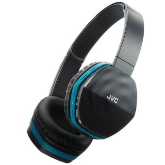casque audio jvc bluetooth ha sbt5 bleu casque audio achat prix fnac. Black Bedroom Furniture Sets. Home Design Ideas