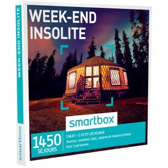 cadeaux coffrets cadeaux séjours coffret cadeau smartbox week end