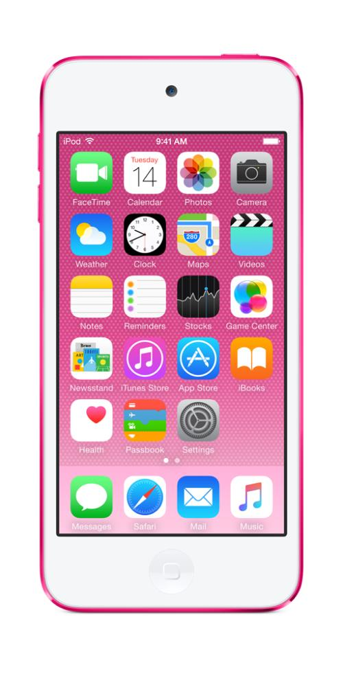 Apple iPod Touch 64 Go Rose
