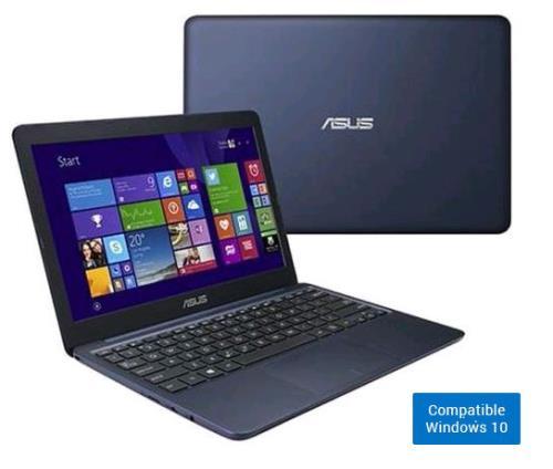 pc portable asus x205ta bing fd015b 11 6 ordinateur. Black Bedroom Furniture Sets. Home Design Ideas