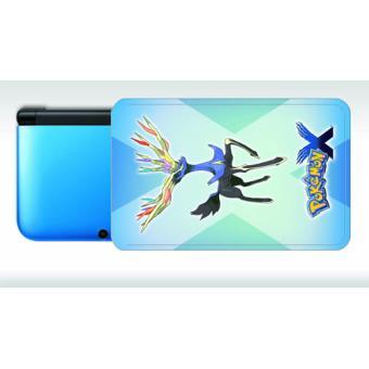 Pochette nintendo 3ds xl pokemon x accessoire console de for Coque 3ds xl pokemon