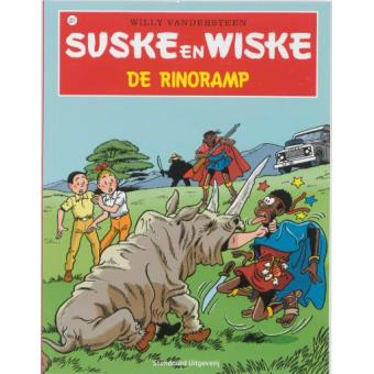 Suske en Wiske - 221: De Rinoramp