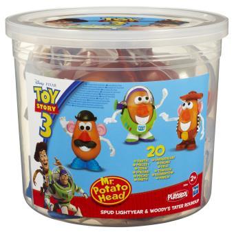 Le seau mr patate toy story 3 hasbro autres jeux de construction achat prix fnac - Monsieur patate toy story ...