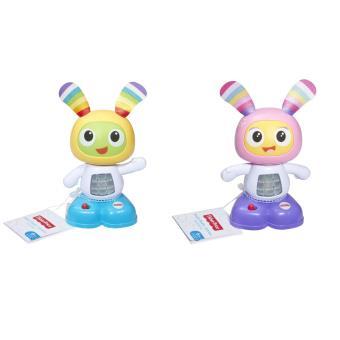 mini robot bebo beba fisher price robots achat prix. Black Bedroom Furniture Sets. Home Design Ideas