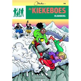 De Kiekeboes - Alibaberg