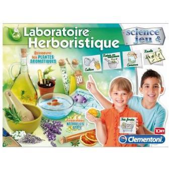 le laboratoire des plantes clementoni jeux scientifiques achat prix fnac. Black Bedroom Furniture Sets. Home Design Ideas