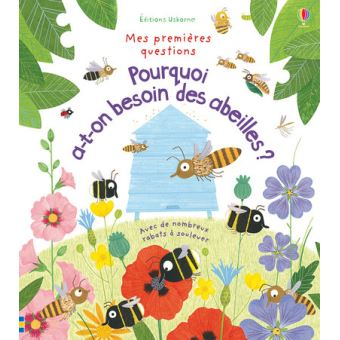 """Résultat de recherche d'images pour """"pourquoi a t on besoin des abeilles usborne"""""""