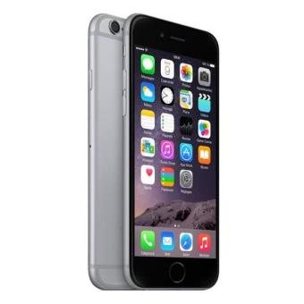 Apple iPhone6 64GB Space Gray Refurbished + Accessoires