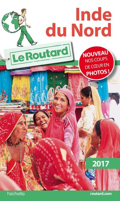 Guide du routard inde du nord