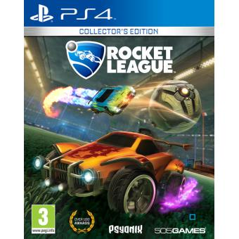rocket league edition collector ps4 sur playstation 4 jeux vid o achat prix fnac. Black Bedroom Furniture Sets. Home Design Ideas