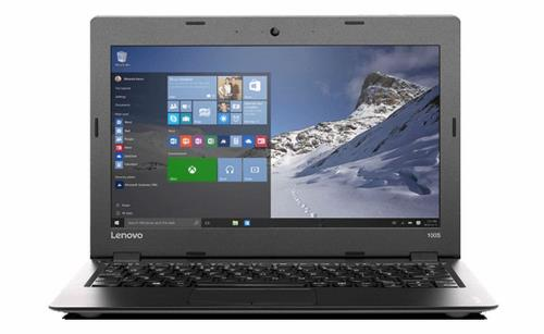 PC Ultra-Portable Lenovo Ideapad 100S-11IBY 80R2002XFR Rouge
