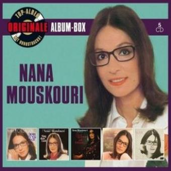 originale album box nana mouskouri cd album achat prix fnac. Black Bedroom Furniture Sets. Home Design Ideas