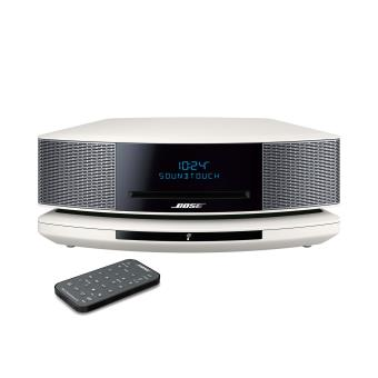micro cha ne hi fi bose wave music system soundtouch iv blanc micro cha ne achat prix fnac. Black Bedroom Furniture Sets. Home Design Ideas