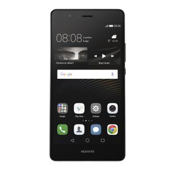 smartphone huawei p9 lite double sim 16 go noir smartphone sous android os achat prix fnac. Black Bedroom Furniture Sets. Home Design Ideas