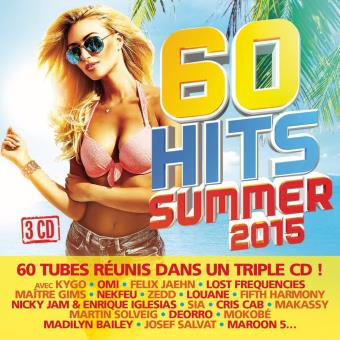 Miraculous 60 Hits Summer 2015 Coffret Compilation Cd Album Achat Short Hairstyles Gunalazisus