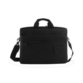 sacoche temium noire pour pc portable 15 6 39 39 sac pour. Black Bedroom Furniture Sets. Home Design Ideas