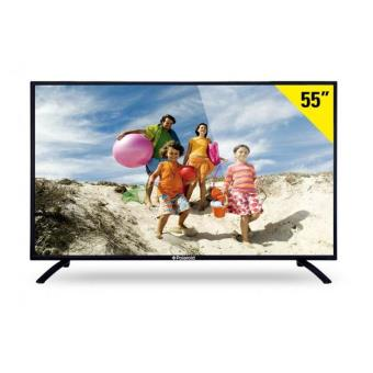 tv polaroid tql55f4pr uhd 4k tv lcd 50 39 55 39 achat prix fnac. Black Bedroom Furniture Sets. Home Design Ideas