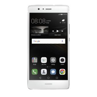 smartphone huawei p9 lite 16 go double sim blanc. Black Bedroom Furniture Sets. Home Design Ideas