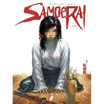 Samoerai - 10: Ririko