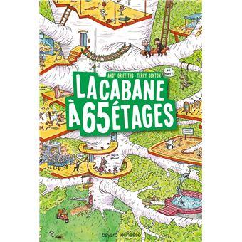 La Cabane à... Etages - Tome 5 : La cabane à 65 étages