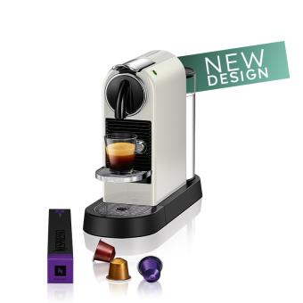 expresso capsules nespresso citiz koenig 1260w blanc fnac. Black Bedroom Furniture Sets. Home Design Ideas
