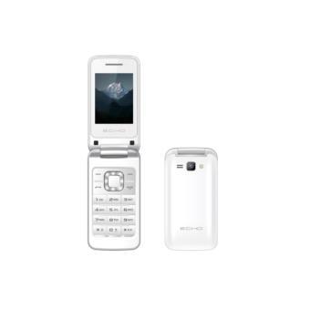 t l phone mobile echo clap plus double sim blanc t l phone mobile sans abonnement achat au. Black Bedroom Furniture Sets. Home Design Ideas