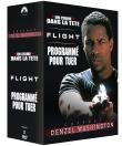 Coffret Denzel Washington : Flight + Un crime dans la tête + Programmé pour tuer - Pack