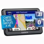 Navigation GPS GARMINNUVI2495LMTNOIREUROPE 45 PAYS