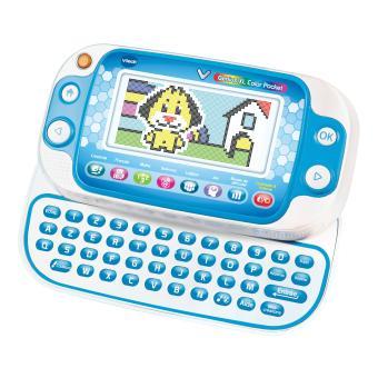 genius xl color pocket vtech ordinateur enfant bleu - Genius Xl Color